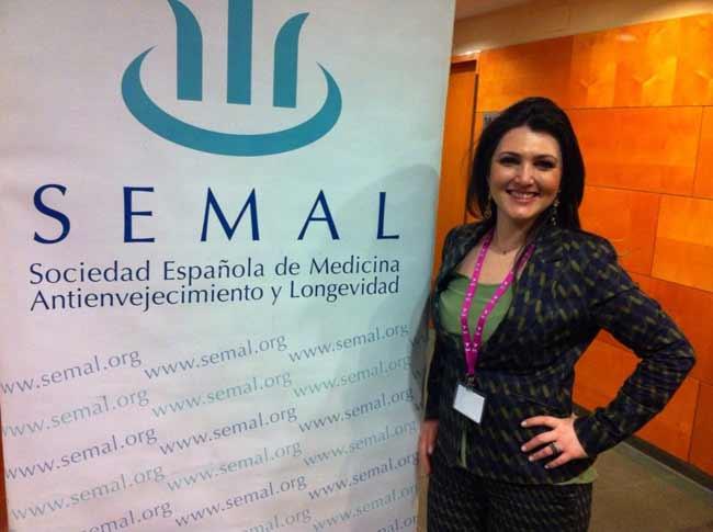 XII Congresso Internacional de SEMAL em Madrid