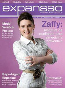 capa revista expansao