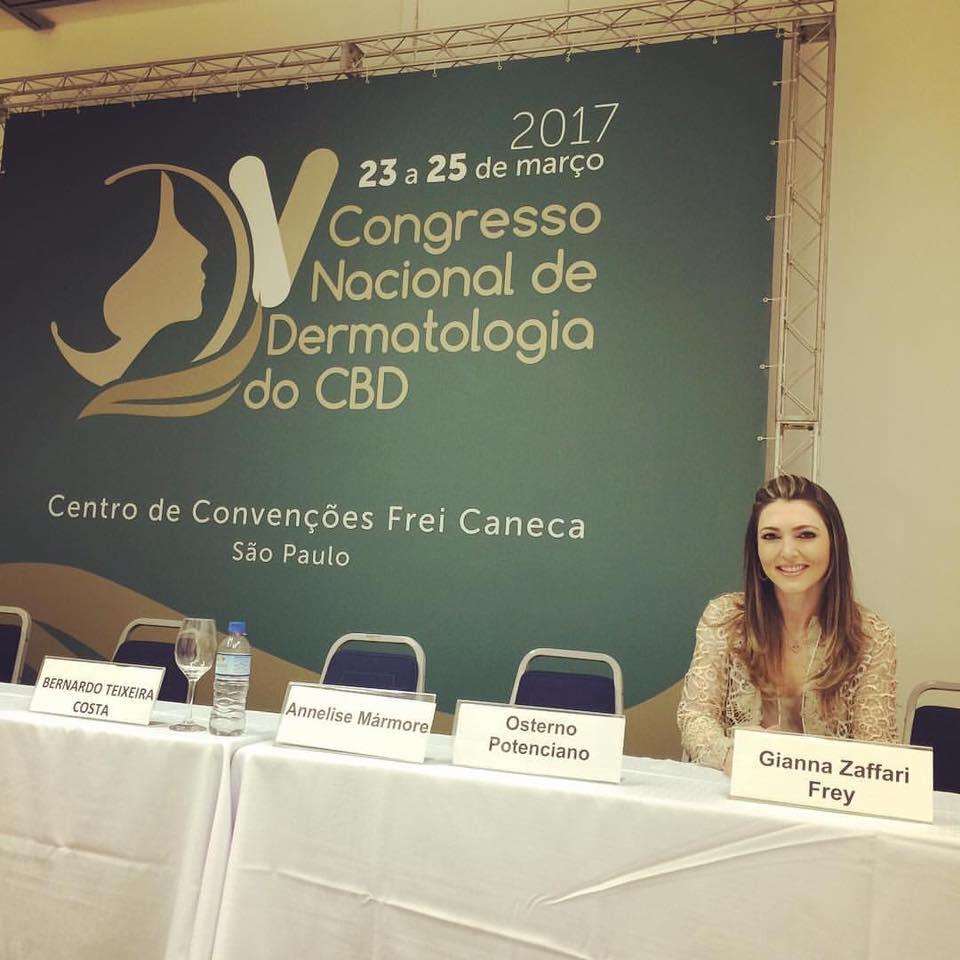 Congresso de Dermatologia CBD