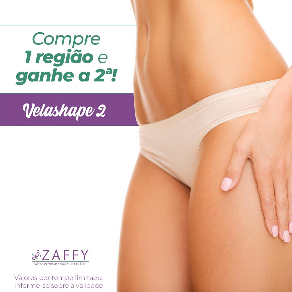 Pacote Velashape_Clínica Zaffy